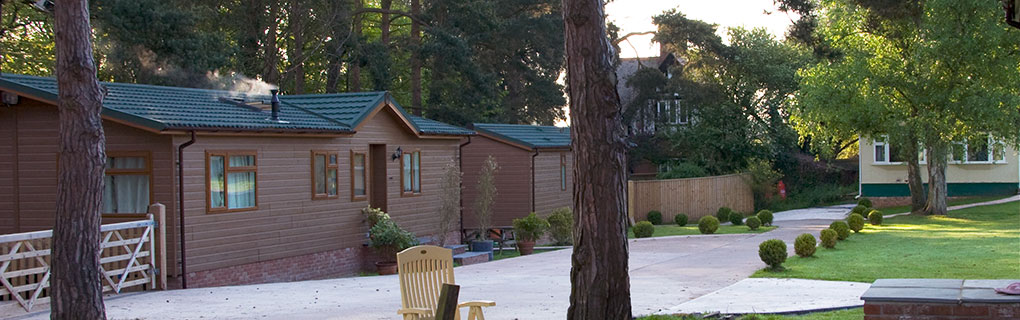 Reception and Holiday Lodges